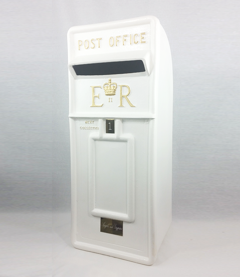 Wedding post box. 60cm tall. From £25.